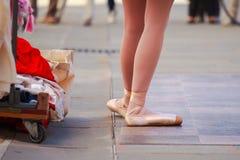 Bailarín clásico Fotografía de archivo