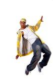 Bailarín con estilo joven Imagen de archivo