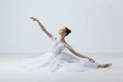 Bailarín de ballet imagenes de archivo