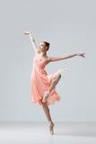 Bailarín de ballet imagen de archivo libre de regalías