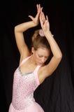 Bailarín de ballet   Imagen de archivo