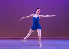 Bailarín de ballet adolescente Fotografía de archivo