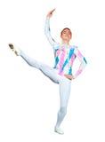 Bailarín de ballet de sexo masculino joven Fotografía de archivo
