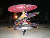 Bailarín de Egipto Fotos de archivo libres de regalías