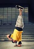 Bailarín de Hip Hop Imagenes de archivo