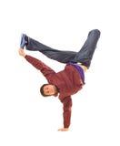Bailarín de Hip-hop Imagen de archivo libre de regalías