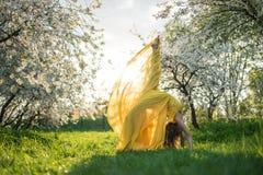 Bailarín de Ksenia Imágenes de archivo libres de regalías