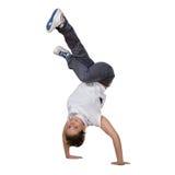 Bailarín de la rotura Imagen de archivo
