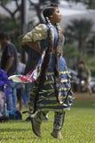 Bailarín del cono Imagen de archivo