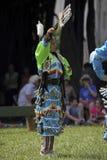 Bailarín del cono Fotografía de archivo libre de regalías