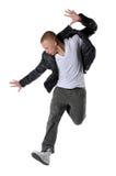 Bailarín del estilo de Hip Hop foto de archivo