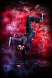 Bailarín del hombre Imagen de archivo libre de regalías