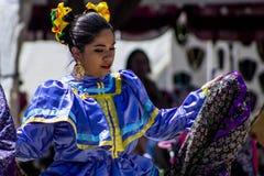 Bailarín del Mariachi Imagen de archivo libre de regalías