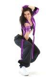 Bailarín del salto de la cadera Imagen de archivo