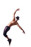 Bailarín desnudo Fotografía de archivo libre de regalías