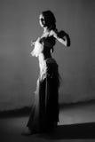 Bailarín Girl Imagenes de archivo