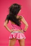 Bailarín Go-go Fotos de archivo