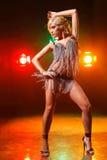 Bailarín Go-go Imagenes de archivo