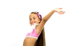Bailarín hermoso Imagen de archivo