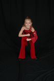 Bailarín hermoso joven Foto de archivo libre de regalías