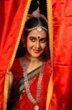 Bailarín indio Imagen de archivo libre de regalías