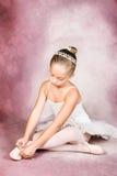 Bailarín joven Foto de archivo