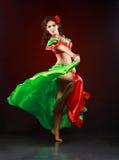 Bailarín profesional Imagen de archivo