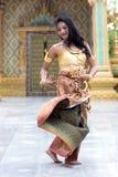 Bailarín tailandés Imagenes de archivo