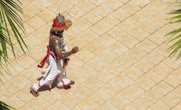Bailarín vestido, Sri Lanka Imagen de archivo