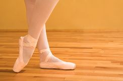 Bailarina #02 imagem de stock