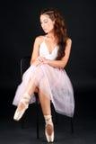 Bailarina. Imagens de Stock Royalty Free