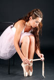 Bailarina. Fotos de Stock