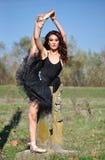 Bailarina Fotografía de archivo libre de regalías
