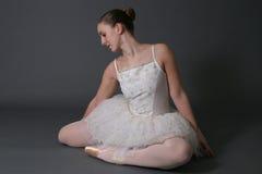 Bailarina #4 fotografia de stock royalty free
