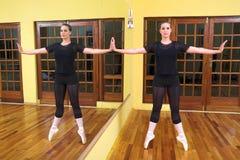 Bailarina #43 Imagenes de archivo