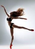 A bailarina imagens de stock royalty free