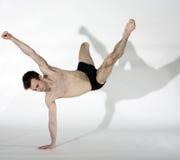 Bailarina Foto de Stock Royalty Free