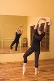 Bailarina #56 imagen de archivo libre de regalías
