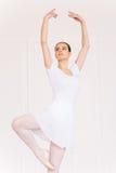 Bailarina bonita Fotografia de Stock Royalty Free