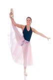 Bailarina bonita Fotografía de archivo