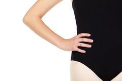 Bailarina caucasiano nova Imagens de Stock Royalty Free