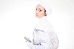 Bailarina clásica Foto de archivo libre de regalías