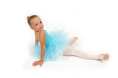 Bailarina da diva Fotografia de Stock Royalty Free