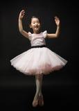 Bailarina de la niña Fotos de archivo libres de regalías