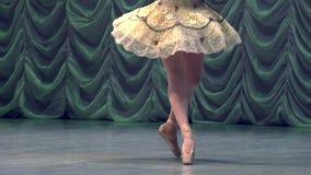 Bailarina do considerando video estoque