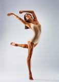 Bailarina do dançarino Foto de Stock Royalty Free
