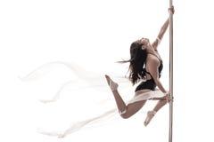 Bailarina exótica Imagen de archivo libre de regalías