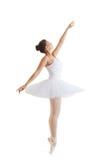 Bailarina hermosa Imágenes de archivo libres de regalías