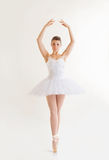 Bailarina hermosa Imagenes de archivo