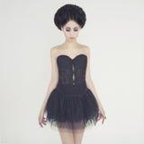 Bailarina hermosa Fotos de archivo libres de regalías